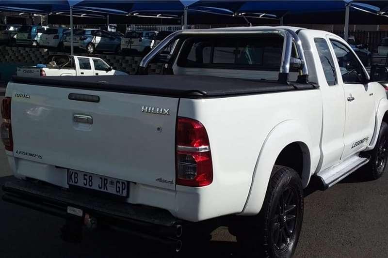Used 2012 Toyota Hilux 3.0D 4D 4x4 Raider Legend 45