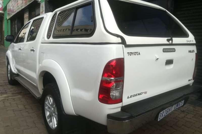 Toyota Hilux 3.0D-4D 4x4 Raider Legend 45 2014
