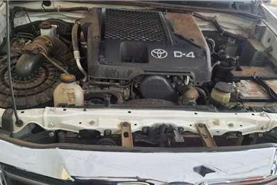 Toyota Hilux 3.0D 4D 4x4 Raider Legend 45 2014
