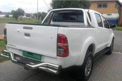 Toyota Hilux 3.0D 4D 4x4 Raider Legend 45 2015