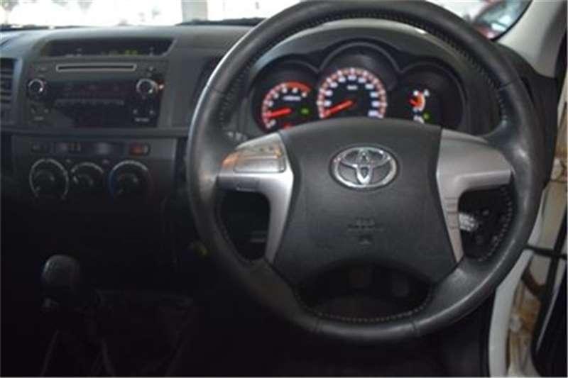 2015 Toyota Hilux Hilux 3.0D-4D 4x4 Raider Legend 45