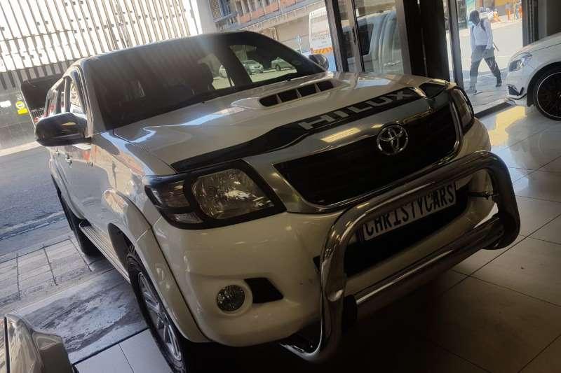 Toyota Hilux 3.0D 4D double cab 4x2 Raider Legend 40 2012
