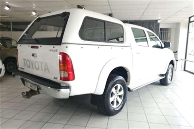 Toyota Hilux 3.0D 4D double cab 4x4 Raider 2006