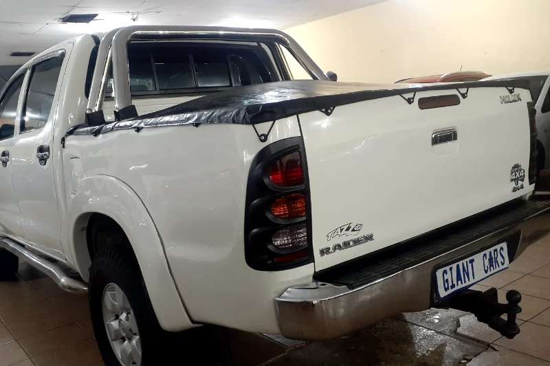 Used 2007 Toyota Hilux 3.0D 4D double cab 4x4 Raider