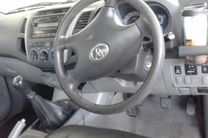 Toyota Hilux 3.0D-4D double cab 4x4 Raider 2008
