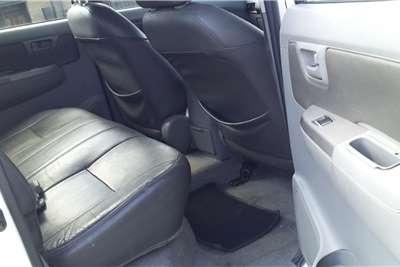 Toyota Hilux 3.0D 4D double cab 4x4 Raider 2009