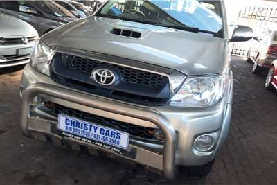 Used 2009 Toyota Hilux 3.0D 4D double cab 4x4 Raider