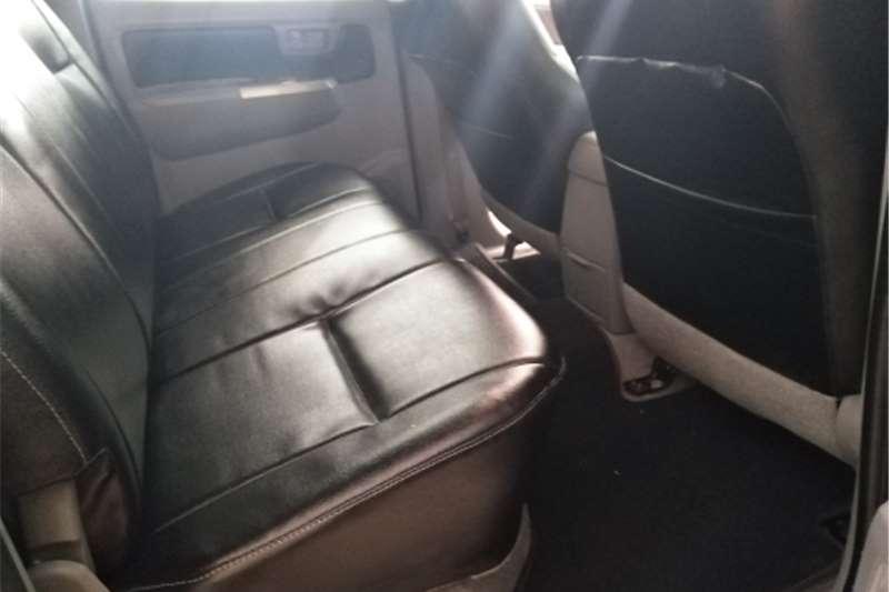 Toyota Hilux 3.0D 4D double cab 4x4 Raider 2011