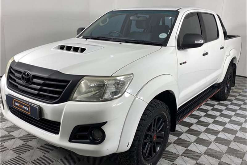Used 2011 Toyota Hilux 3.0D 4D double cab 4x4 Raider