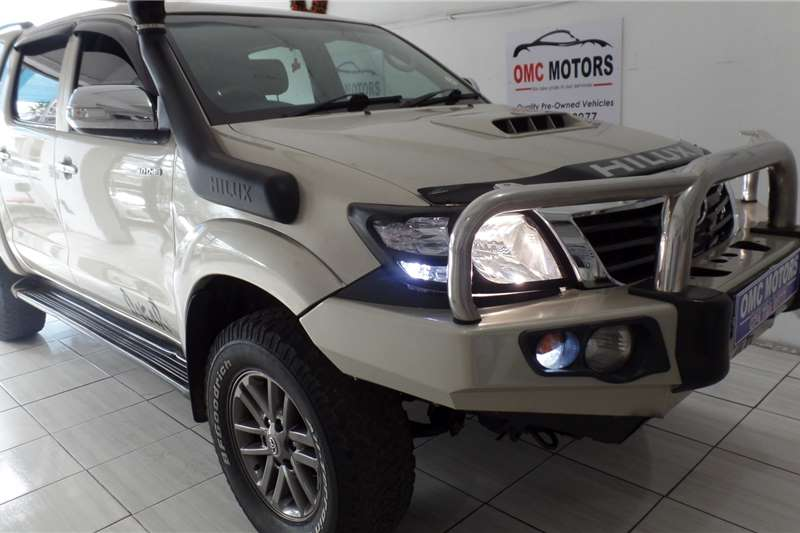 Used 2012 Toyota Hilux 3.0D 4D double cab 4x4 Raider