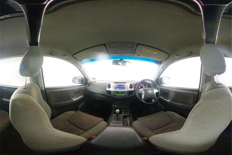 2012 Toyota Hilux Hilux 3.0D-4D double cab 4x4 Raider