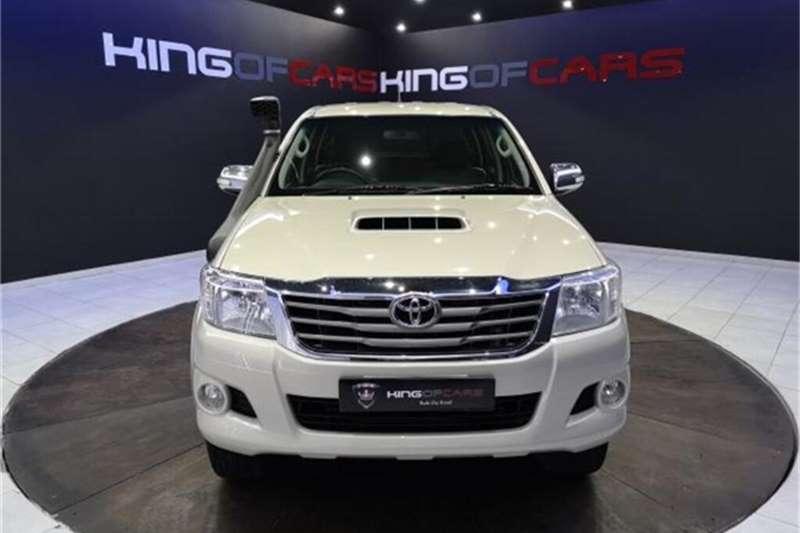 2013 Toyota Hilux Hilux 3.0D-4D double cab 4x4 Raider