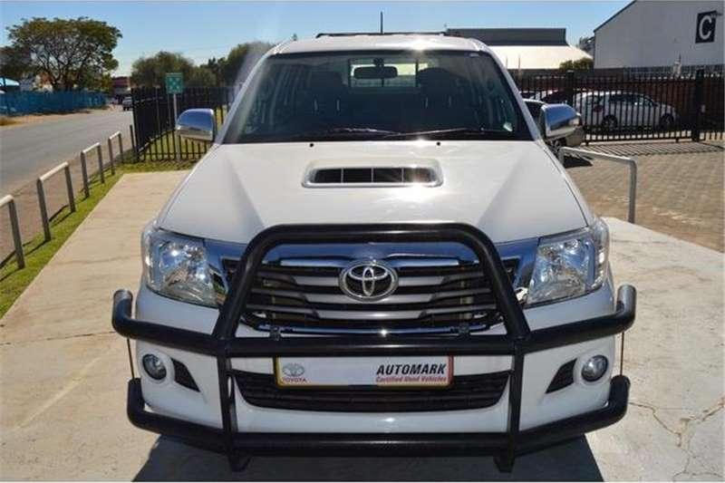 Toyota Hilux 3.0D-4D Double Cab 4x4 Raider 2014