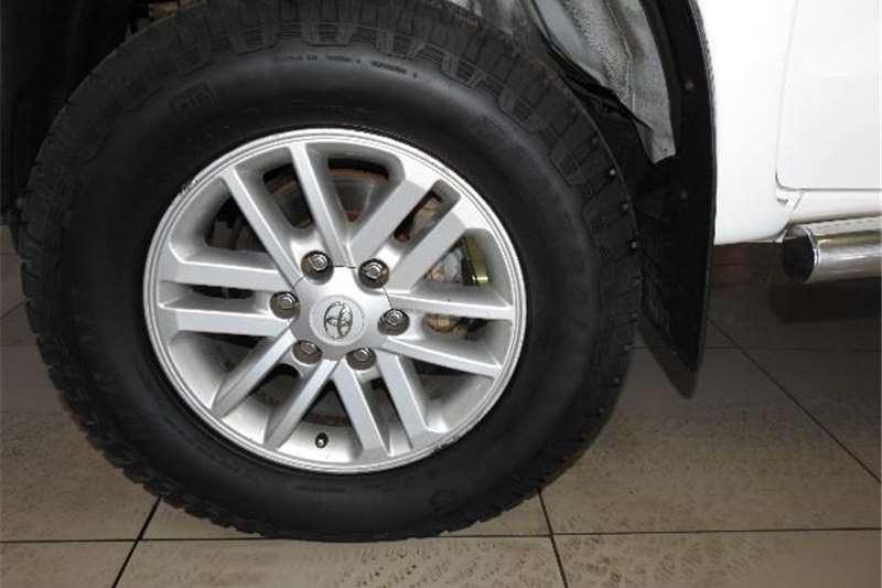 Toyota Hilux 3.0D 4D double cab 4x4 Raider 2014