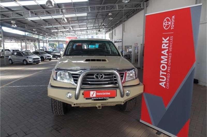 Toyota Hilux 3.0D 4D double cab 4x4 Raider 2015