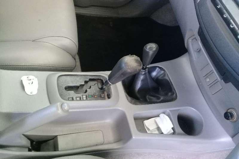 Toyota Hilux 3.0D 4D double cab 4x4 Raider auto 2010