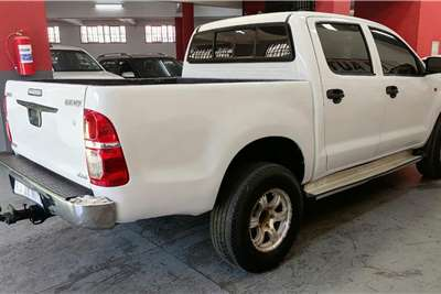 Used 2012 Toyota Hilux 3.0D 4D double cab 4x4 Raider auto