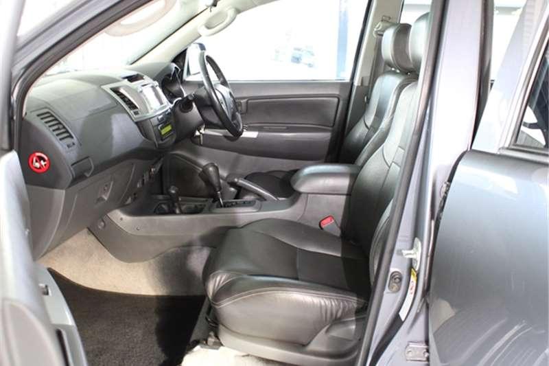 2013 Toyota Hilux Hilux 3.0D-4D double cab 4x4 Raider auto