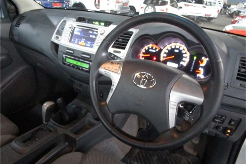 Used 2013 Toyota Hilux 3.0D 4D double cab 4x4 Raider auto