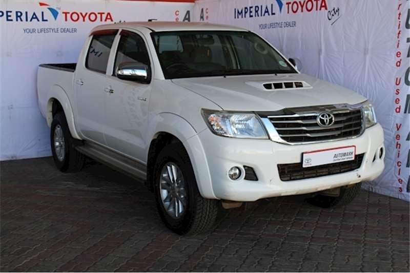 Toyota Hilux 3.0D 4D double cab 4x4 Raider auto 2014