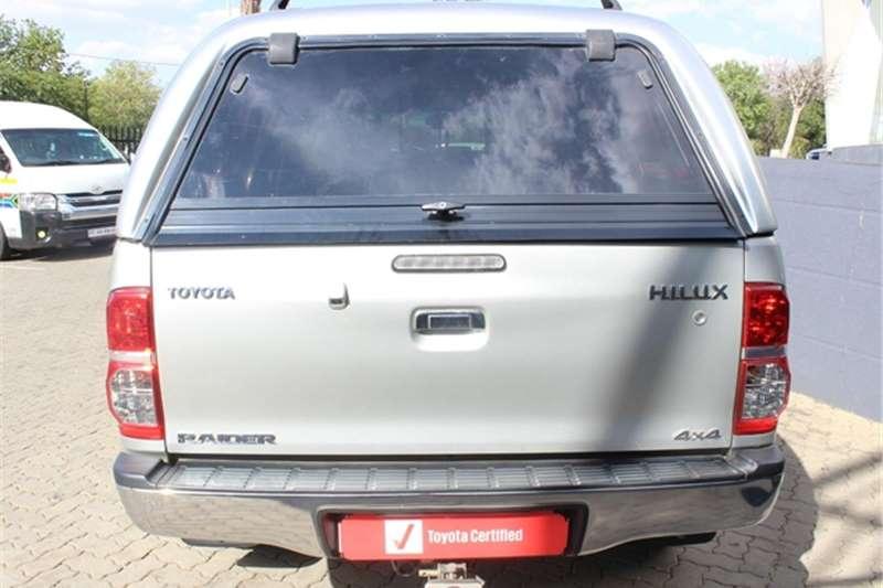 2014 Toyota Hilux Hilux 3.0D-4D double cab 4x4 Raider auto