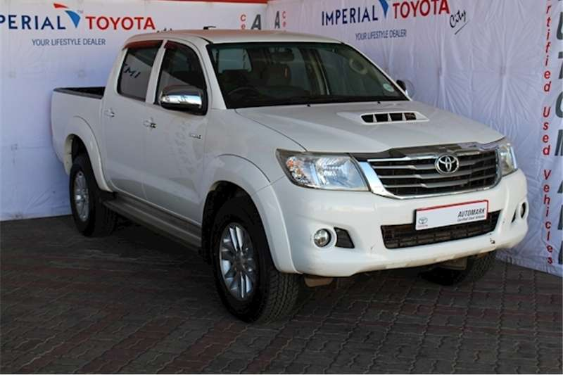 Toyota Hilux 3.0D 4D double cab 4x4 Raider auto
