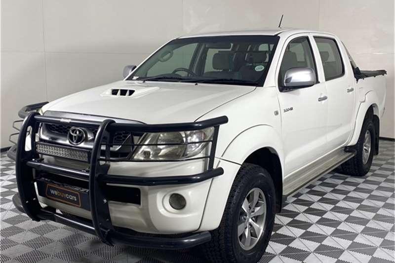 2010 Toyota Hilux Hilux 3.0D-4D double cab 4x4 Raider automatic