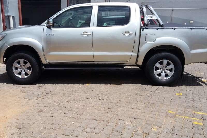 2011 Toyota Hilux Hilux 3.0D-4D double cab 4x4 Raider automatic