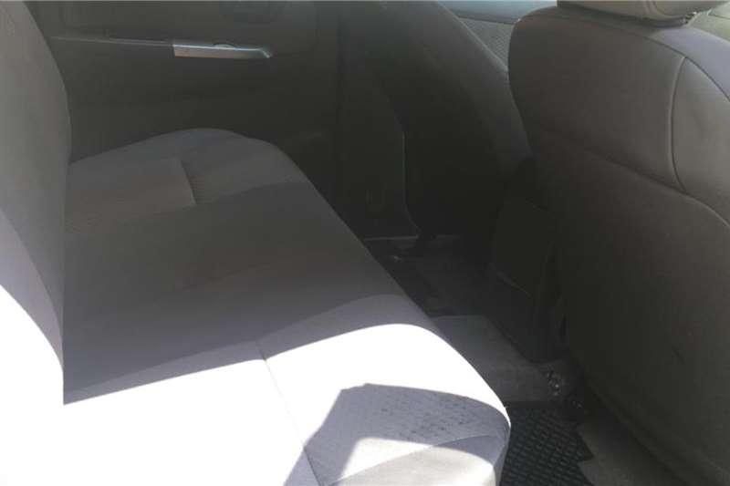 Toyota Hilux 3.0D 4D double cab 4x4 Raider automatic 2013