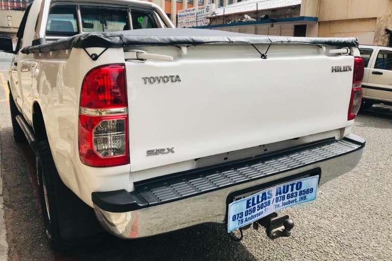 Toyota Hilux 3.0D 4D double cab 4x4 Raider Dakar edition 2010