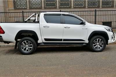 Toyota Hilux 3.0D-4D double cab 4x4 Raider Heritage Editi 2019