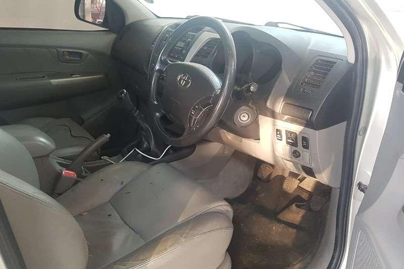 Toyota Hilux 3.0D 4D double cab 4x4 Raider Legend 40 2010