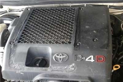Toyota Hilux 3.0D 4D double cab 4x4 Raider Legend 40 auto 2010