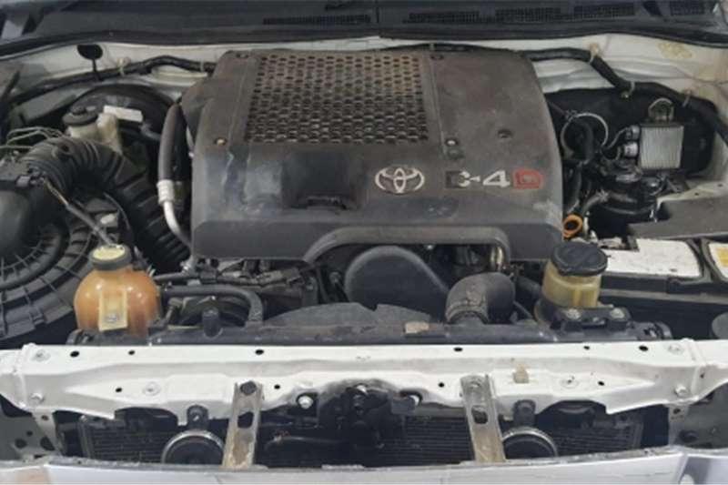 Used 2011 Toyota Hilux 3.0D 4D double cab 4x4 Raider Legend 40 auto