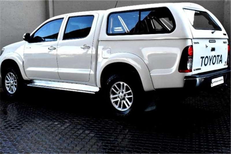 2015 Toyota Hilux Hilux 3.0D-4D double cab 4x4 Raider Legend 45