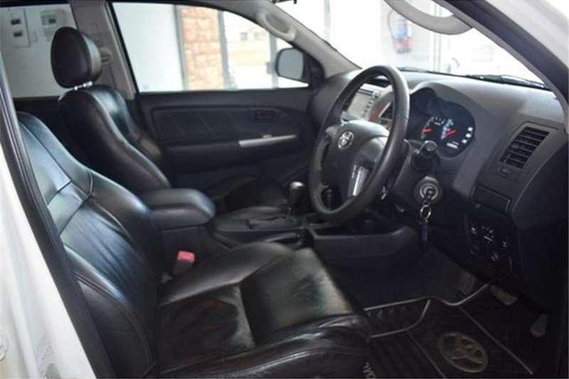 Toyota Hilux 3.0D-4D Double Cab 4x4 Raider Legend 45 Auto 2015