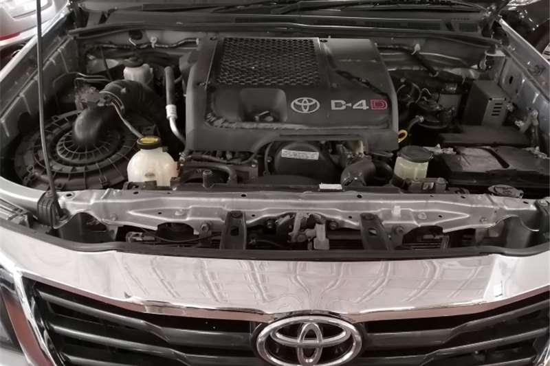Used 2016 Toyota Hilux 3.0D 4D double cab 4x4 Raider Legend 45 auto