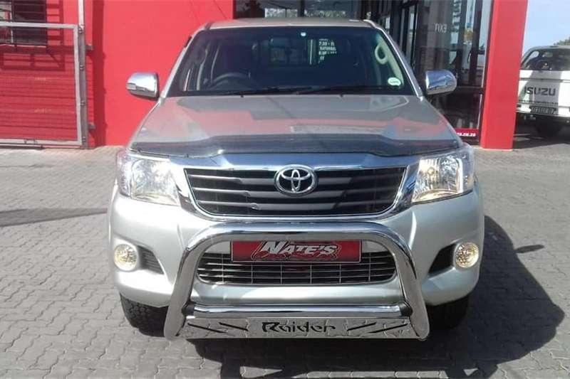 Toyota Hilux 3.0D 4D double cab Raider 2005