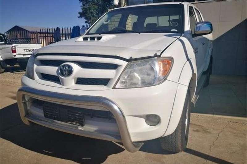 Toyota Hilux 3.0D-4D Double Cab Raider 2005