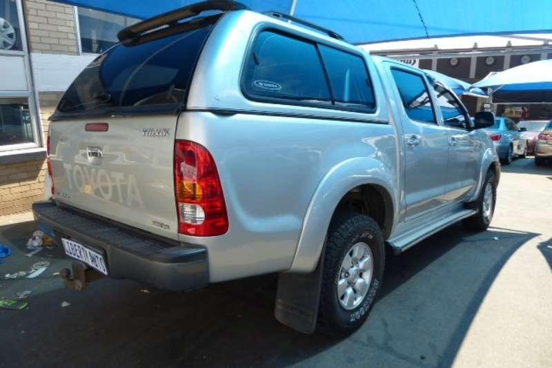 Toyota Hilux 3.0D-4D double cab Raider 2007