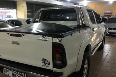 Used 2007 Toyota Hilux 3.0D 4D double cab Raider