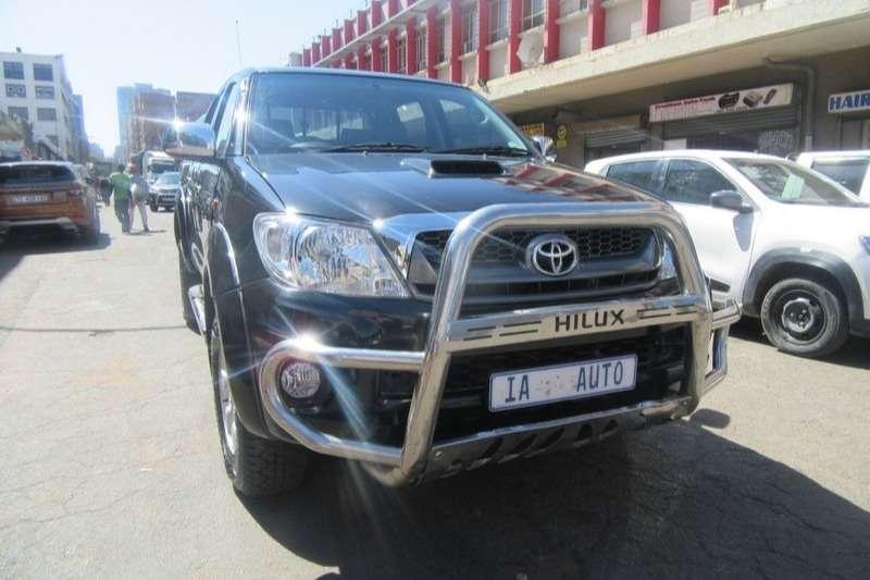 Toyota Hilux 3.0D 4D double cab Raider 2008