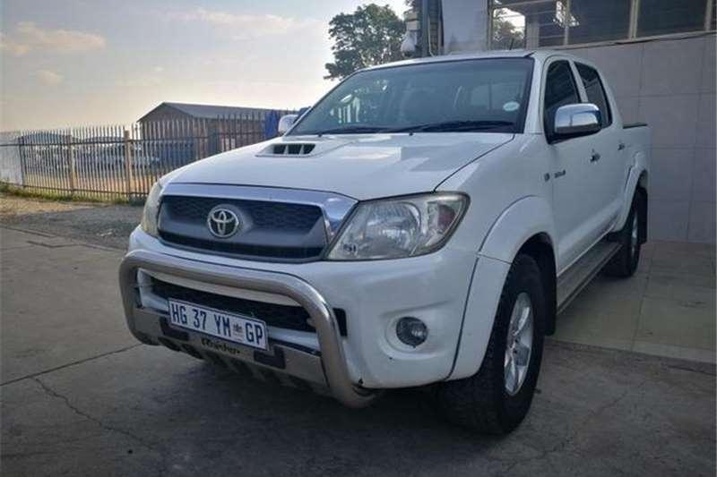 Toyota Hilux 3.0D-4D Double Cab Raider 2010