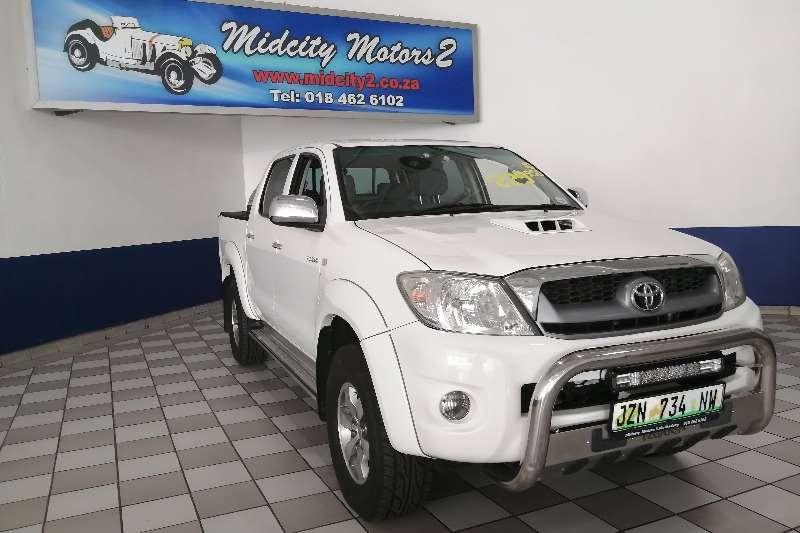 Toyota Hilux 3.0D 4D double cab Raider 2010