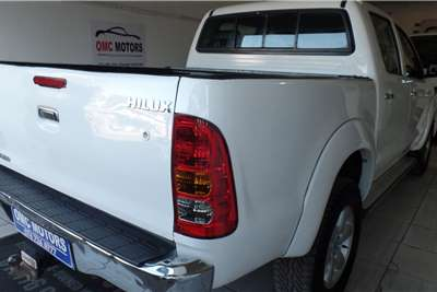 Used 2010 Toyota Hilux 3.0D 4D double cab Raider