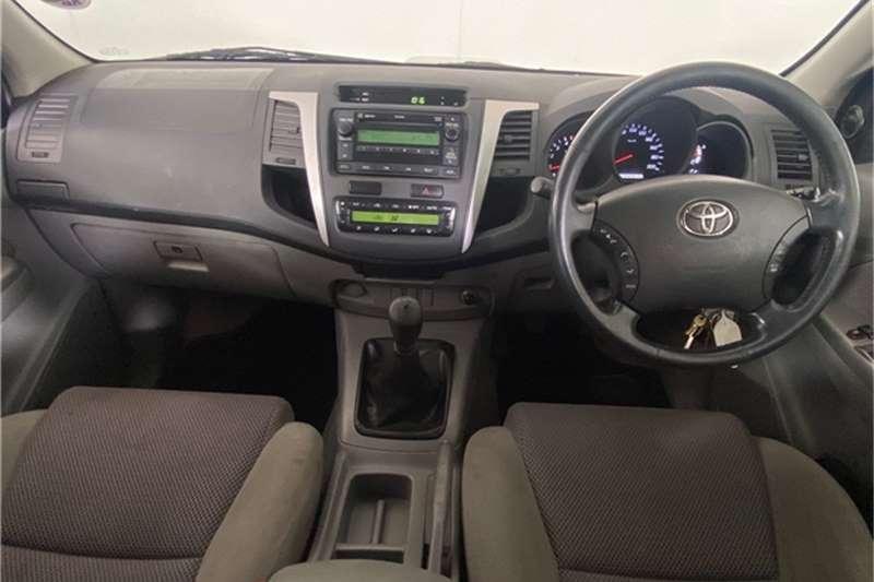 2010 Toyota Hilux Hilux 3.0D-4D double cab Raider