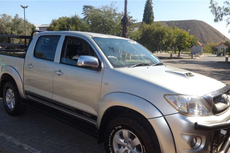 Used 2011 Toyota Hilux 3.0D 4D double cab Raider