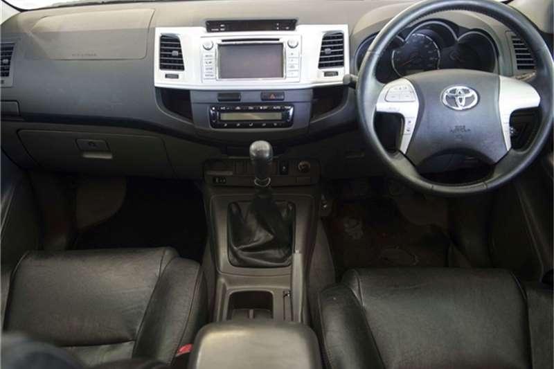 Toyota Hilux 3.0D-4D double cab Raider 2013