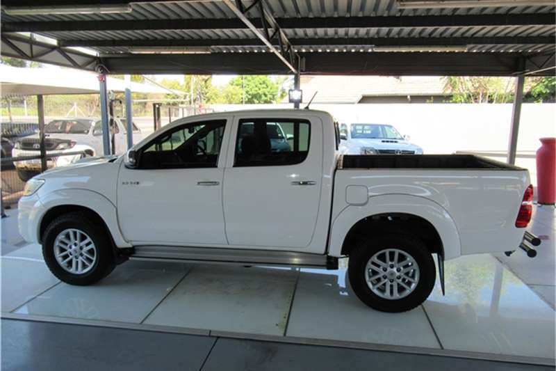 Used 2013 Toyota Hilux 3.0D 4D double cab Raider