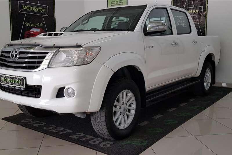 2013 Toyota Hilux Hilux 3.0D-4D double cab Raider